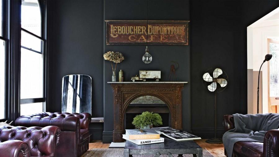 sufragerie-cu-pereti-inchisi-la-culoare-canapea-si-fotoliu-chesterfield