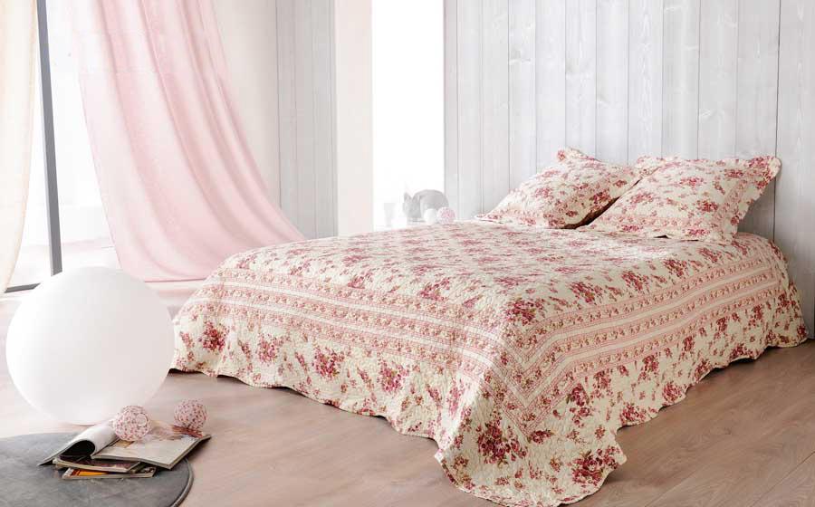 Lenjerie de pat in roz - Retro Boutique