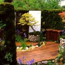 Amenajarea unei gradini japoneze