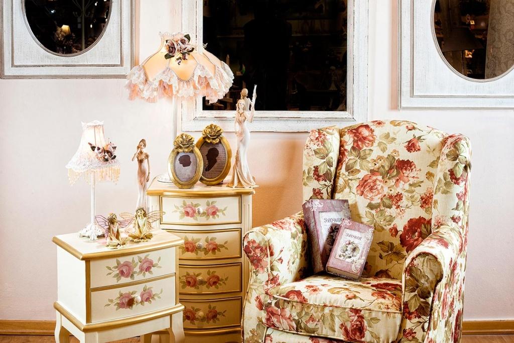 Shabby Chic - simplitate, romantism, eleganta - Retro Boutique