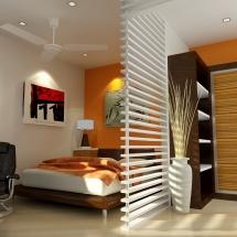 amenajare-dormitor-mic-decor-minimalist