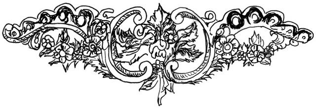 Retro-Boutique-Ornament-rococo