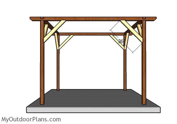 construire foisor figura 3