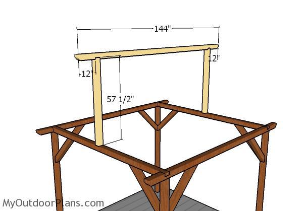 construire foisor figura 4