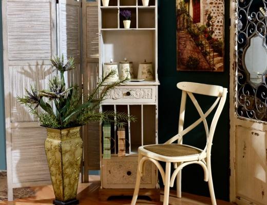 Mobilier si decoratiuni in decor vintage