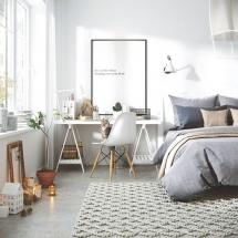 pozitionare covor dormitor 3