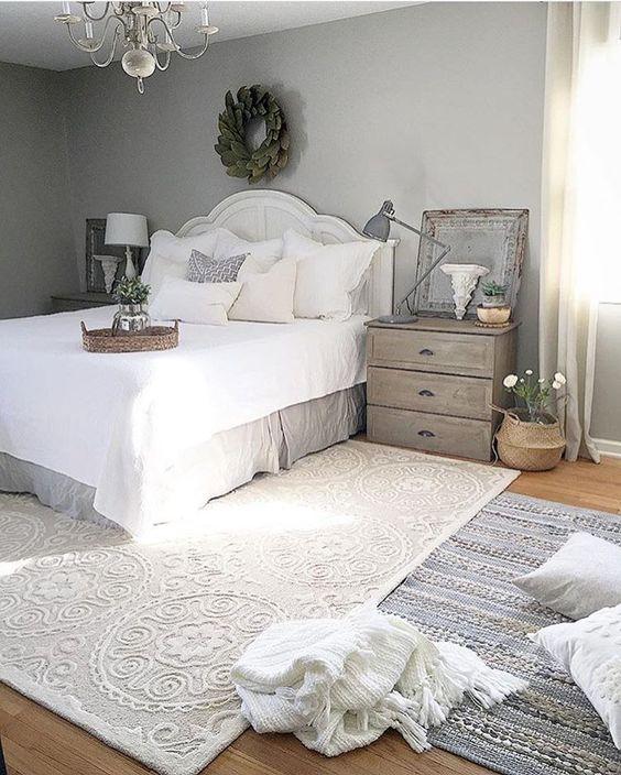 Bedroom Design Vintage Bedroom Rug Ideas Dark Grey Accent Wall Bedroom Bedroom Sets Evansville Indiana: Tot Ce Trebuie Să știi Atunci Când Alegi Covoare Pentru