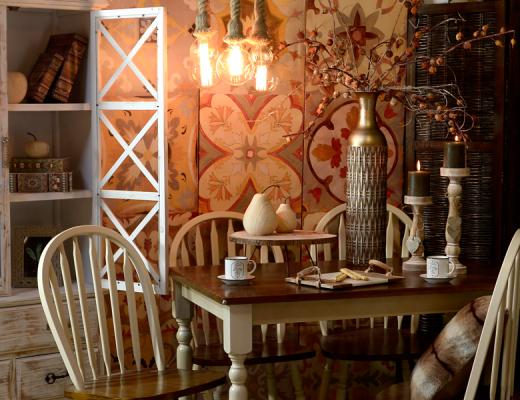 Decorațiuni rustice pentru casa ta