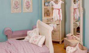 Ce culori să alegi pentru camera copilului