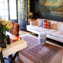 Amenajarea primului apartament - stil eclectic