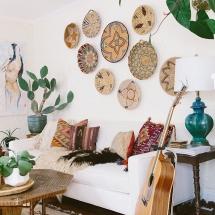amenajarea-primuui-apartament-decorarea-peretilor-stil-boho