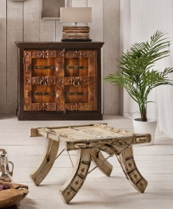 mobilier colonial inspiratie