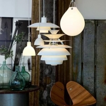 Piese de Mobilier Iconice pentru Stilul Scandinav - PH5 hanging lamp by Poul Henningsen