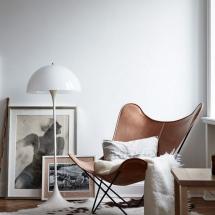 Piese de Mobilier Iconice pentru Stilul Scandinav - Panthella lamp by Verner Panton