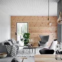 Stilul Nordic - Furnir cu Lemn (3)