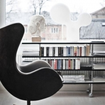 Stilul Nordic - Egg Chair