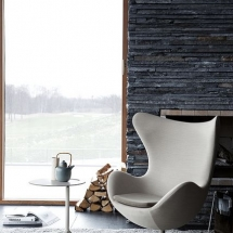 Stilul Nordic in prezent - Egg Chair (3)