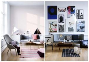 Stilul scandinav de amenajare – minimalism și ceva în plus