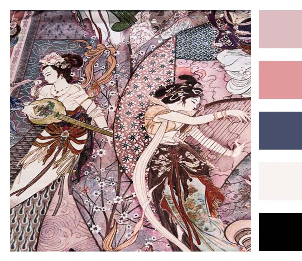 Tapiterie fotoliu Stillo Geisha