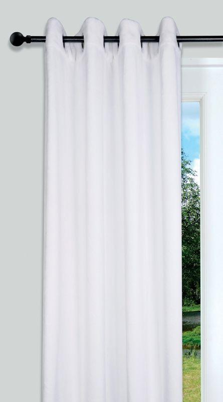 Draperie bej deschis Doudou Ecru 135x250 cm