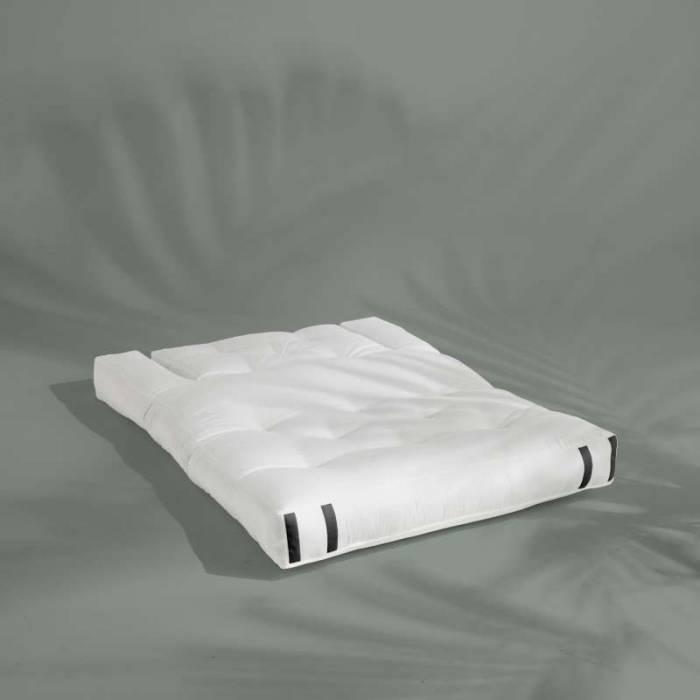Canapea albă de exterior Hippo OUT