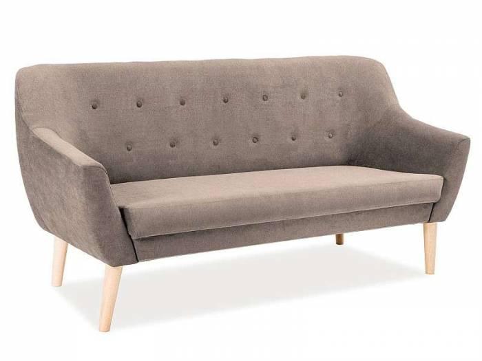Canapea bej Nordic 3