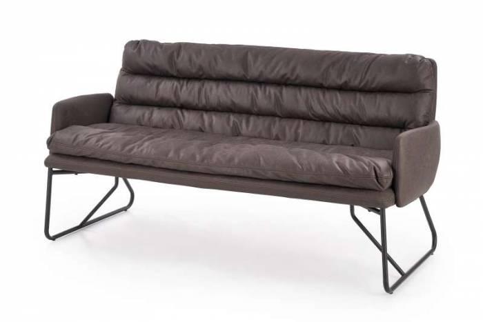 Canapea din piele ecologică Donovan