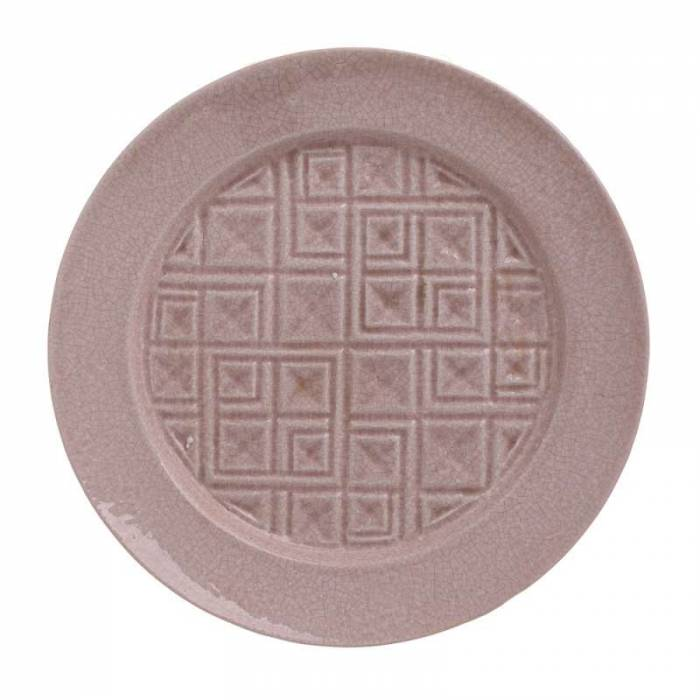Farfurie din ceramică Pink