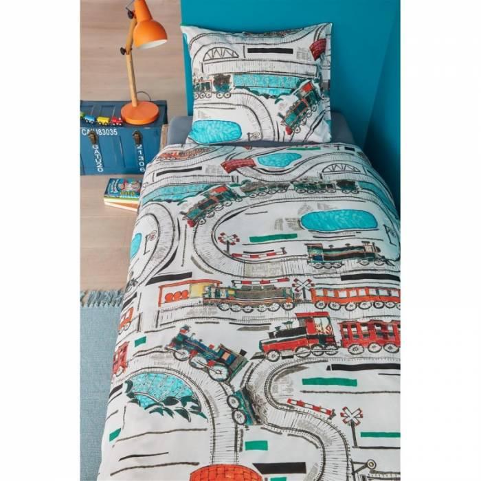 Lenjerie de pat pentru copii 140x200 cm