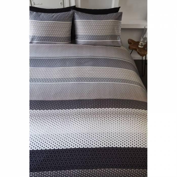 Lenjerie de pat Princeport Grey 200x200 cm