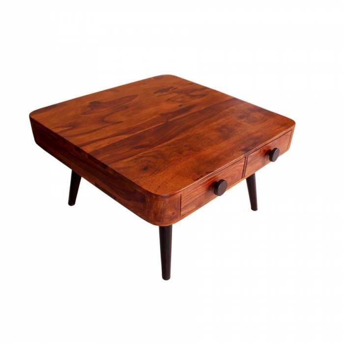 Masă de cafea din lemn de palisandru Shewa