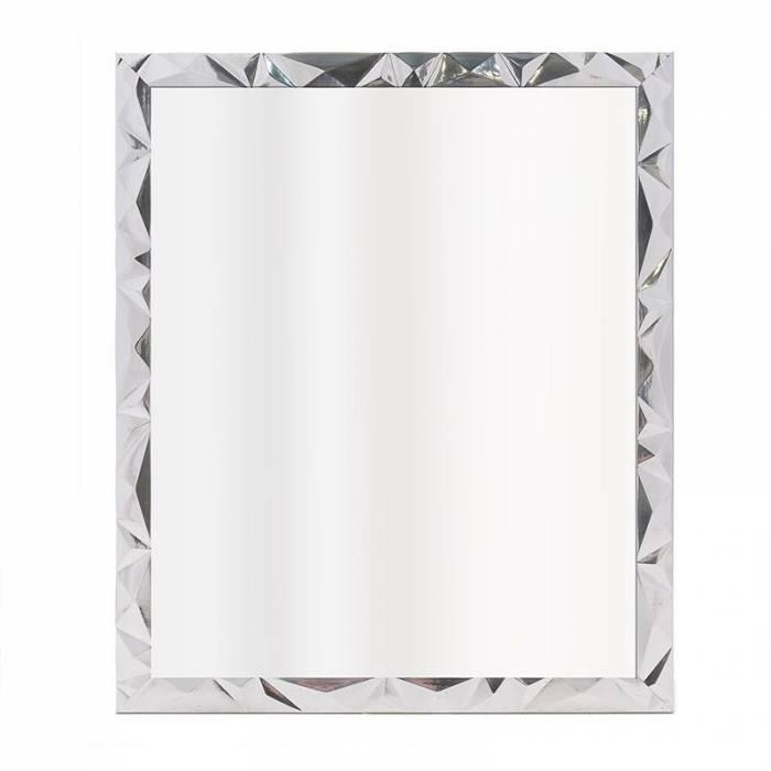 Oglindă argintie Greta S