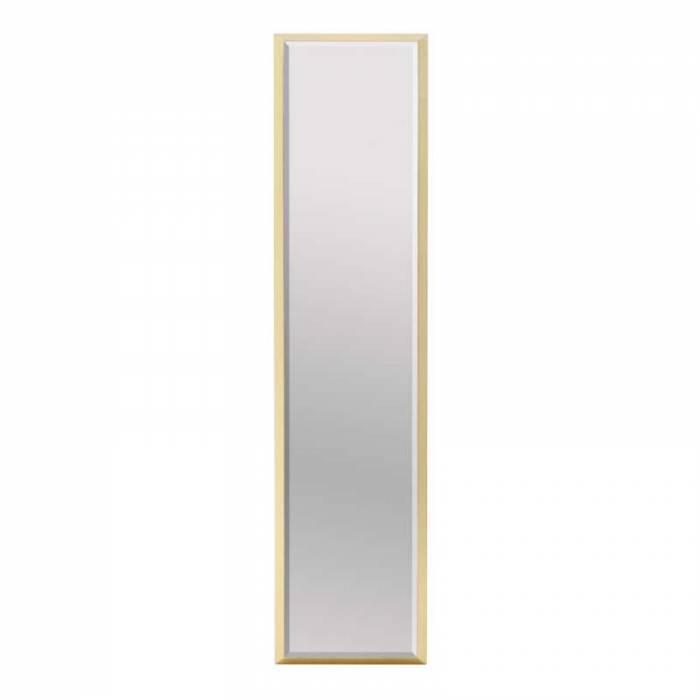 Oglindă aurie de perete Jarvis