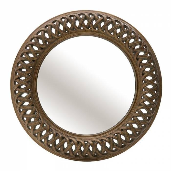 Oglindă decorativă Roto Gold