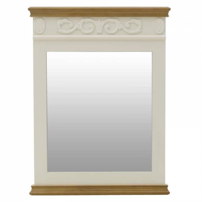 Oglindă din lemn de pin Catherin