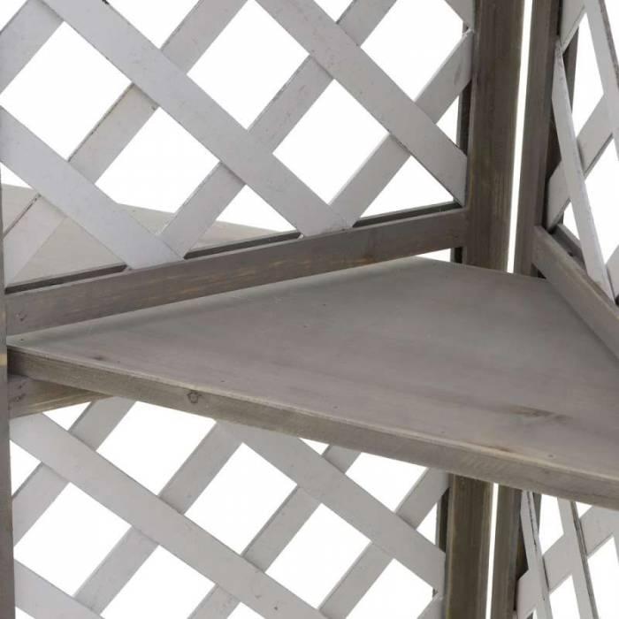 Paravan-etajeră Nelda