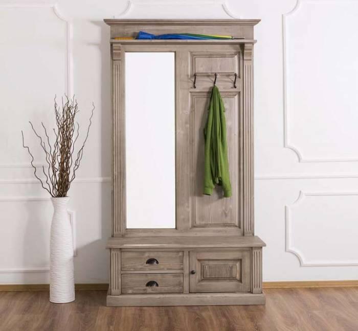 Cuier de hol cu oglindă Luberon