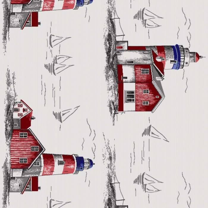 Material draperie Artist Lighthouse Granate A