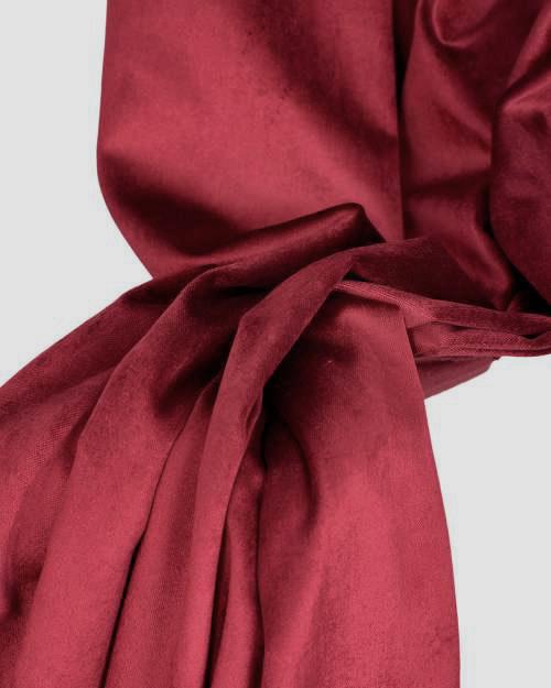 Material draperie Antique Roma Plain Bordo