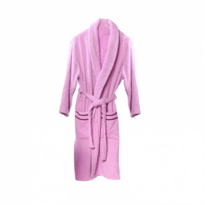 Halat roz femei bumbac 6004 Altea