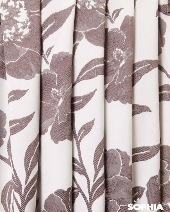 Material draperie Floralia