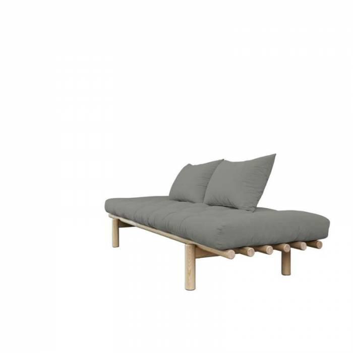 Pat canapea gri stil scandinav Pace Natur