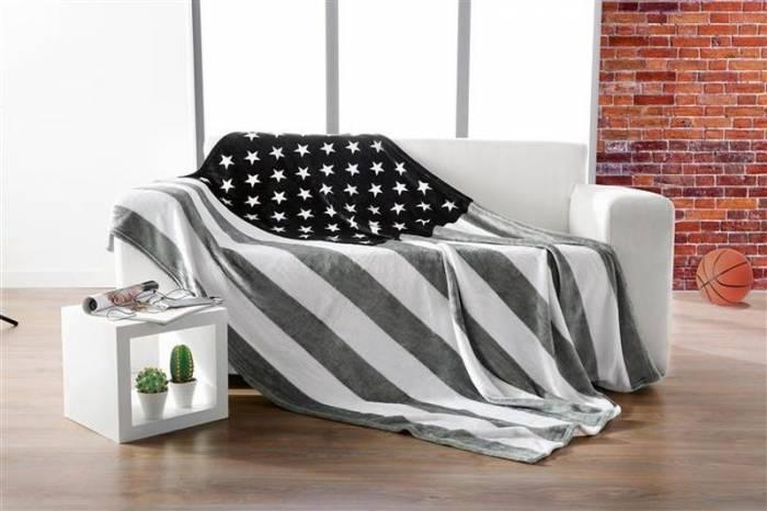 Pătură steag America 5076 130x180 cm
