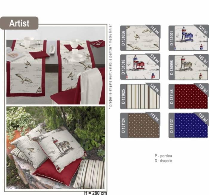 Material draperie Artist Lighthouse Beige B