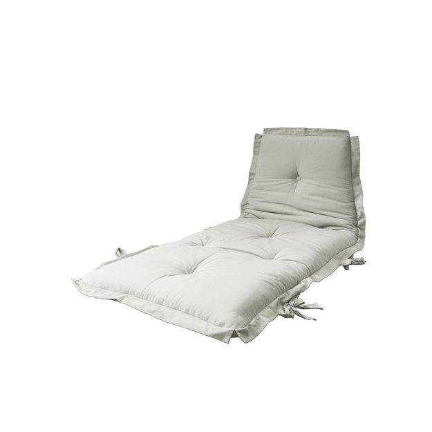 Saltea albă de exterior Sit and Sleep OUT