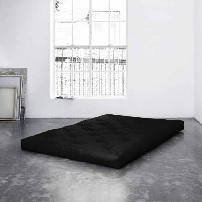 Saltea tip futon Comfort Black 140