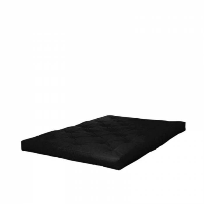 Saltea tip futon Comfort Black 180