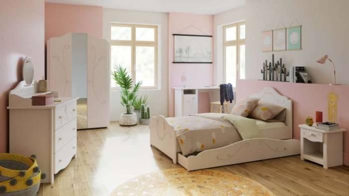 Birou pentru dormitor Sweet