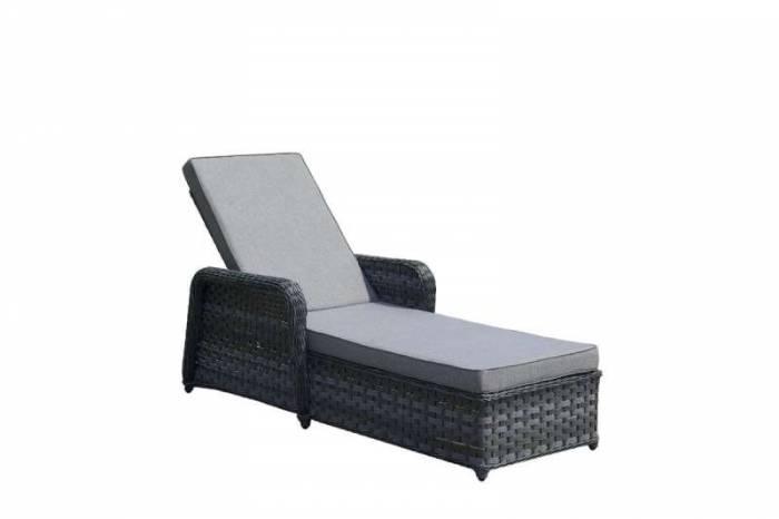 Canapea gri de exterior Matto
