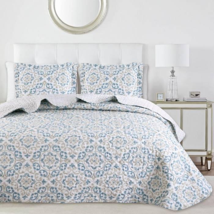 Cuvertură de pat dormitor Marena 235x270 cm